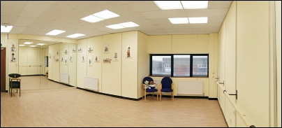 Dance studio in st ives, Cambridgeshire