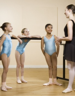 Melody Movement preschool ballet classes teacher training