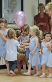 Melody Bear dancing workshops
