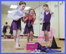 children's classes ballet in Cambridge