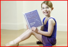 Junior Ballet with Jill Bridger