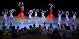 Jill Bridger School Dance Show in Cambridgeshire